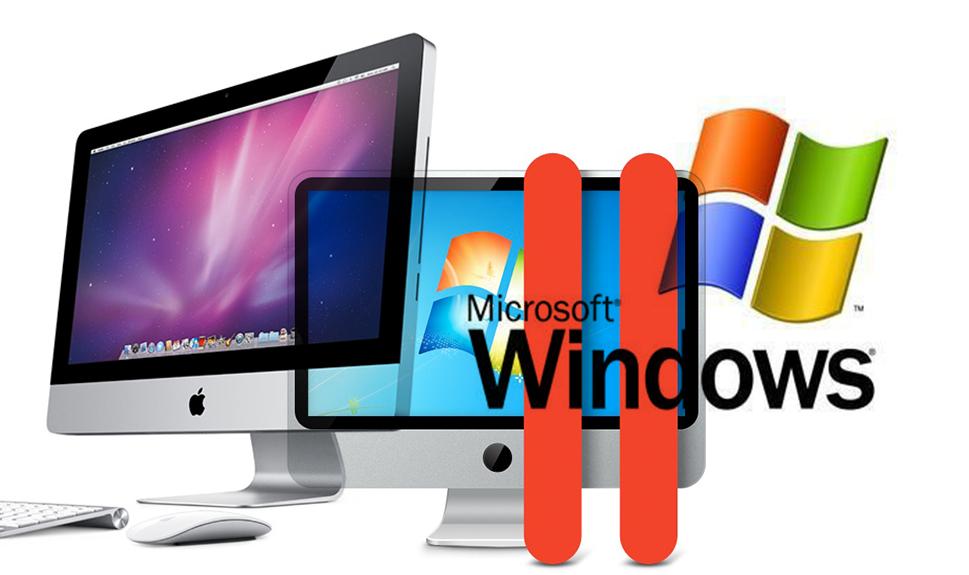 MacにParallels Desktopを使ってWindows OSをインストールする