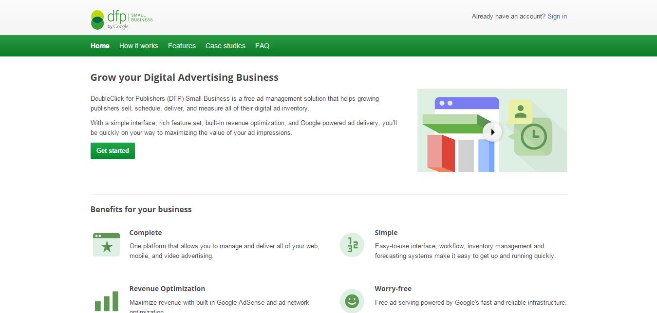 広告配信を効率化するGoogle DFPスタンダードとは